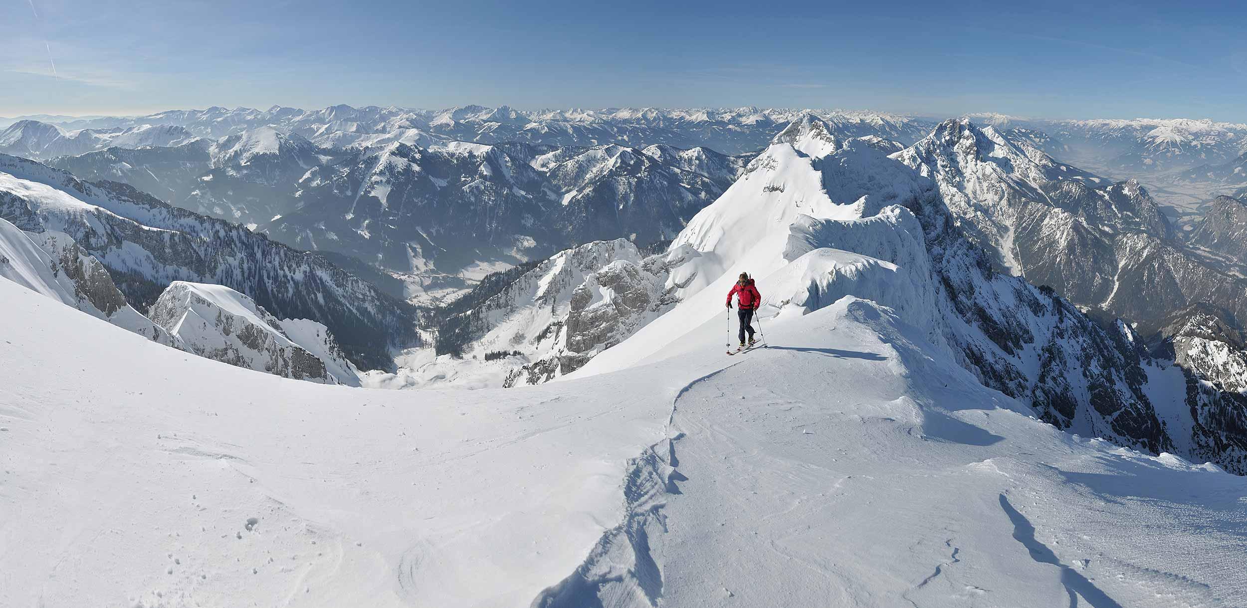 Skitourenkurse-Galerie