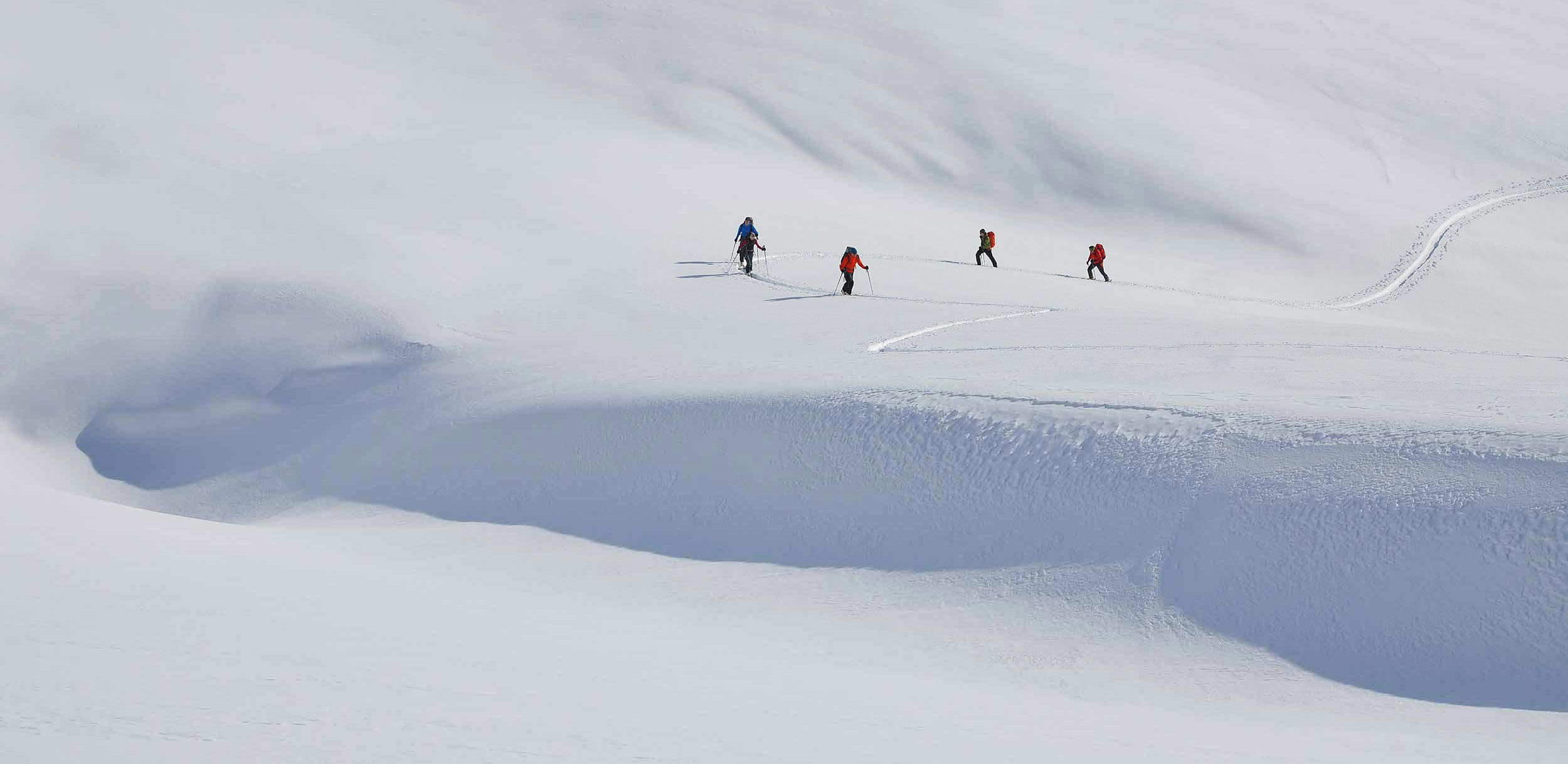 Skitourenkurs-Impressum